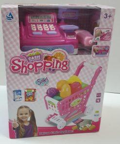 Roben - Play set supermarket si casa de marcat CF8603
