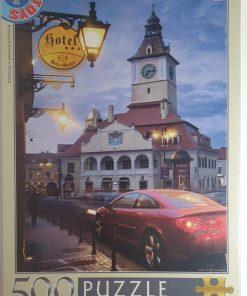 D-Toys - Puzzle 63052 Brasov,Romania 500 piese
