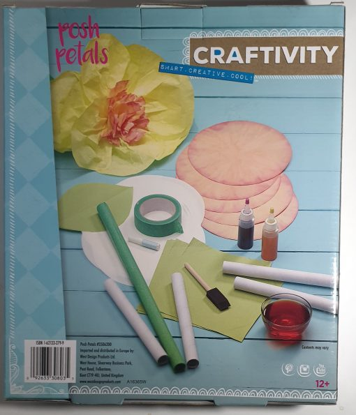 Faber-Castell - Set creativ petale elegante A16365W