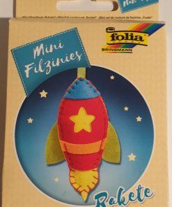 Folia - Mini set cusut 52912 Racheta
