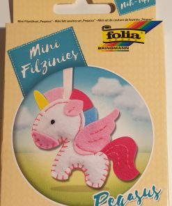 Folia - Mini set cusut 52910 Unicorn