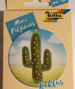 Folia - Mini set cusut 52911 Cactus