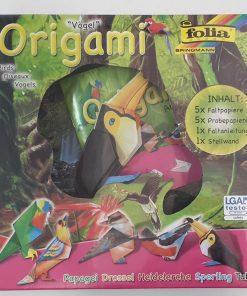 Folia - Set creativ Origami Pasari 91103