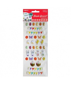 Daco - Abțibilduri Paște Fericit AB012