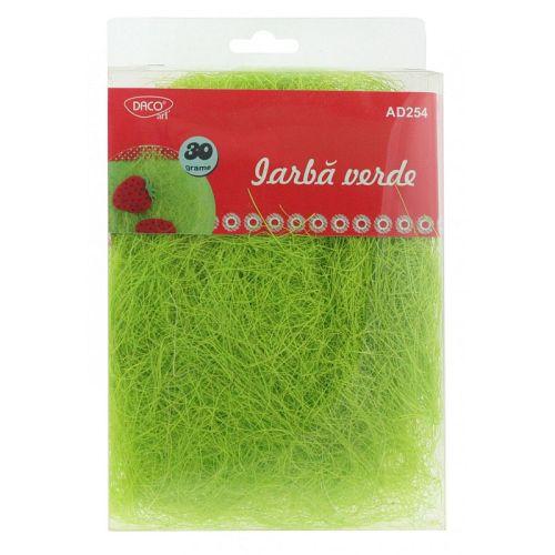 Daco Iarbă Verde Ornamentală AD254