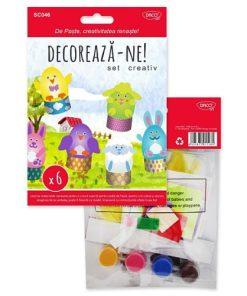 Daco Set Creativ Decorează-ne SC046