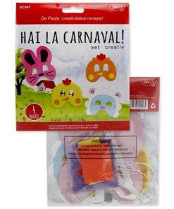 Daco Set Creativ Hai la Carnaval SC047