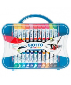 Giotto Tempera Extra Fine set 24 culori 305000