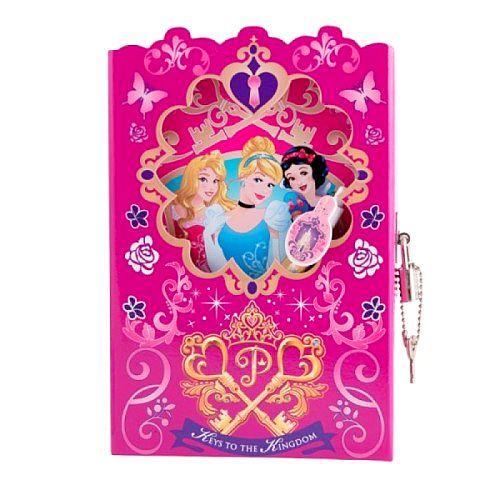 Jurnal Secret cu lacat Princess 9470