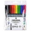 Koh-I-Noor Fineliner la set de 12 culori