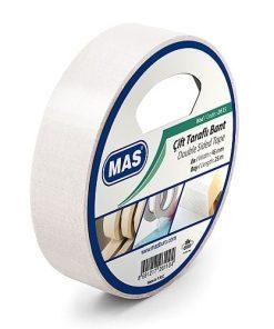 MAS - Bandă dublu adezivă 25 m x 45 mm 2615