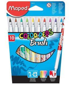 Maped Carioci Color Peps Brush tip pensulă