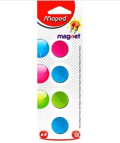 Maped Magneti Color Rotunzi 22mm