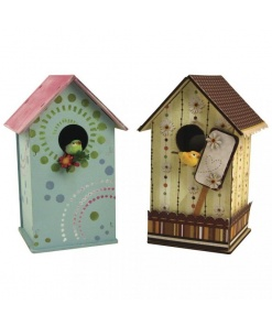 Rayher Căsuță din lemn pentru Păsărele