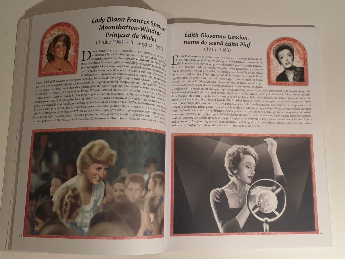 Personalitati istorice feminine