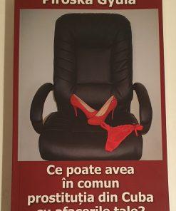 Ce poate avea in comun prostitutia din Cuba cu afacerile tale? de Piroska Gyula, editura Aquila