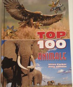 Top 100 animale de Steve Parker si Jinny Johnson, editura Aquila