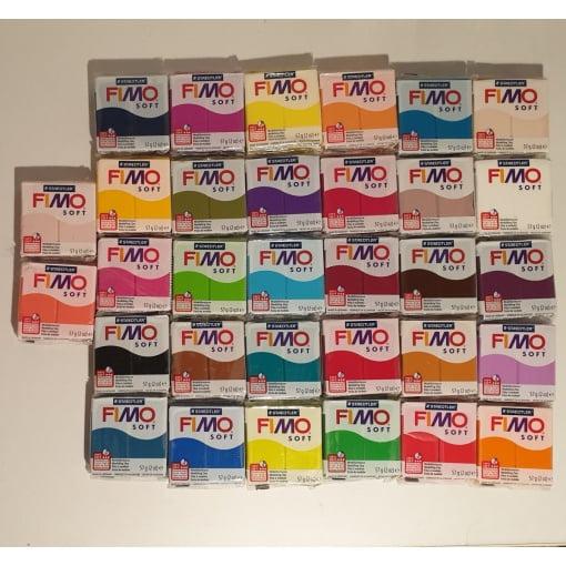 Staedtler - Plastilina Fimo Soft 57 g 8020