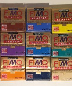 Staedtler - Plastilina Fimo Classic 56 g 8000