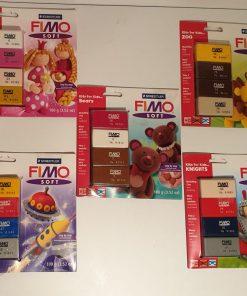 Staedtler - Set modelare pentru copii FIMO soft 8024