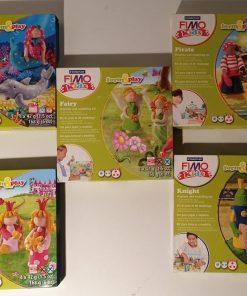 Staedtler - Set modelare Fimo Kids Nivel 3 8034