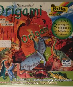 Folia - Set creativ Origami Dinozauri 91105