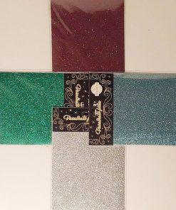 ACH - Folie termoadeziva pentru textile cu sclipici