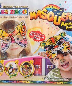 AMOS Set Creatie Masquerade Animal Friends