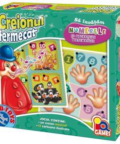 D-Toys Joc Educativ Creionul Fermecat Numerele 64691