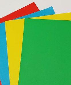 Etichete Autoadezive Color coala A4