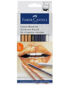 Faber Castell Set Desen pentru Schite 114004