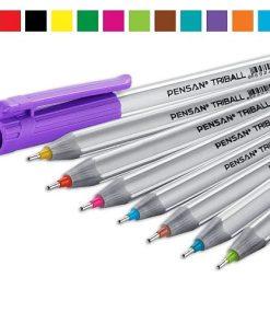 Pensan Pix Triball diverse culori