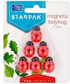 Set 6 magneti Buburuza 438886