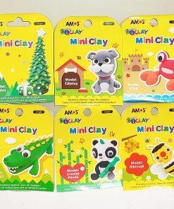 Set AMOS iClay Modele diferite