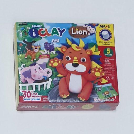 Set Zoo AMOS iClay IC6AF Leu