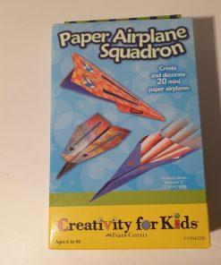 Faber-Castell - Set creativ escadron avioane de hartie 1994
