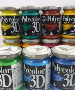 Maimeri culori acrilice PolyColor 3D 140 ml