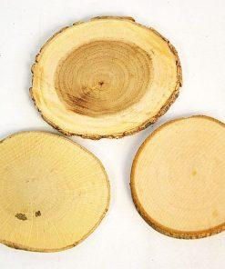 ACH Felie rotunda de lemn cu scoarta 355022