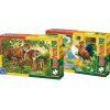 D-Toys Super Puzzle 240 piese Animale 60211