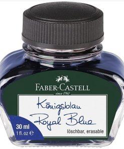 Faber-Castell - Calimara cerneala 30ml Royal Blue