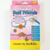 Faber-Castell - Set Creativ Mini Shrinky Dinks Best Friends