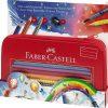 Faber Castell - Set Creioane Colour Grip 2001 pentru Desen si Pictura 112450