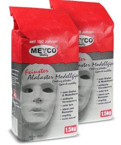 Meyco Gips Extrafin pentru Modelaj 1.5kg 65870
