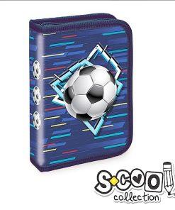 Penar S-cool Collection echipat 1 fermoar Fotbal SC997