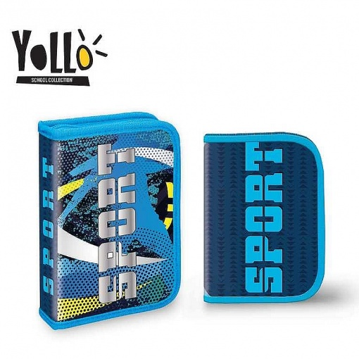 Penar Yollo School Collection echipat 1 fermoar pentru baieti Sport YL033