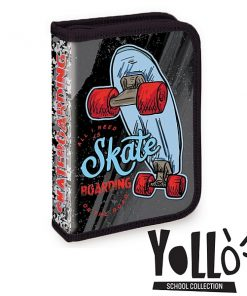 Penar Yollo School Collection echipat 1 fermoare Skateboard YL013