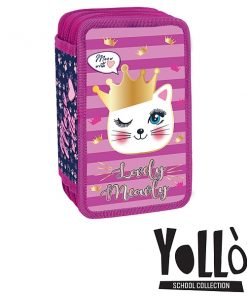 Penar Yollo School Collection echipat 3 fermoare Pisicuta YL021