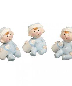 Rayher Figurine bebelusi 3 buc baieti 56562358