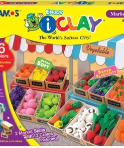 Set Market AMOS iClay IC18P6MK