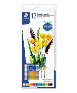 Staedtler - Culori acrilice set 12 culori